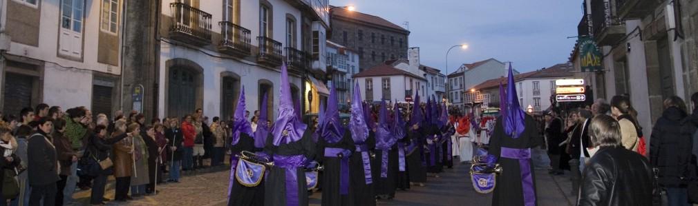 "Procession of ""Santísimo Cristo de la Paciencia"""