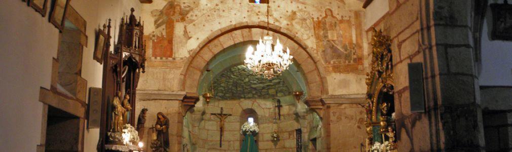 Iglesia de Santa María Magdalena de Ponte Ulla 2