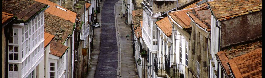 A rural atmosphere in the historic city centre
