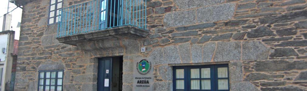Albergue de Arzúa