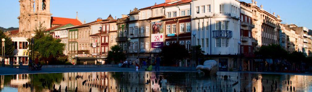 Las Ciudades Patrimonio de la Humanidad de España se promocionan en Portugal