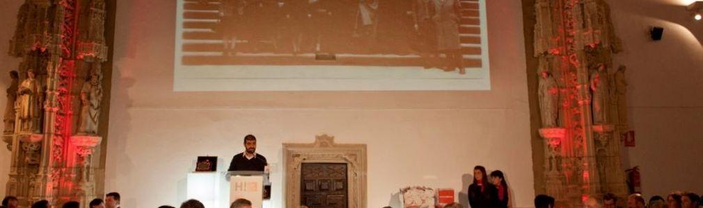 Santiago(é)tapas desvelou os seus premiados na festa do socio 2012 de Hostelería Compostela