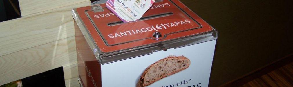 Éxito total da V edición do Santiago(é)tapas con case 33.000 petiscos
