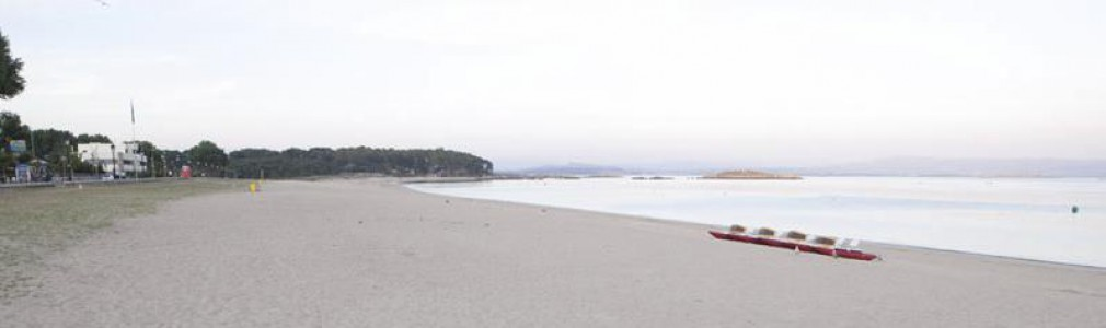 Coroso Beach
