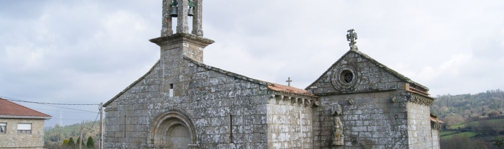 Church of San Pedro de Ansemil