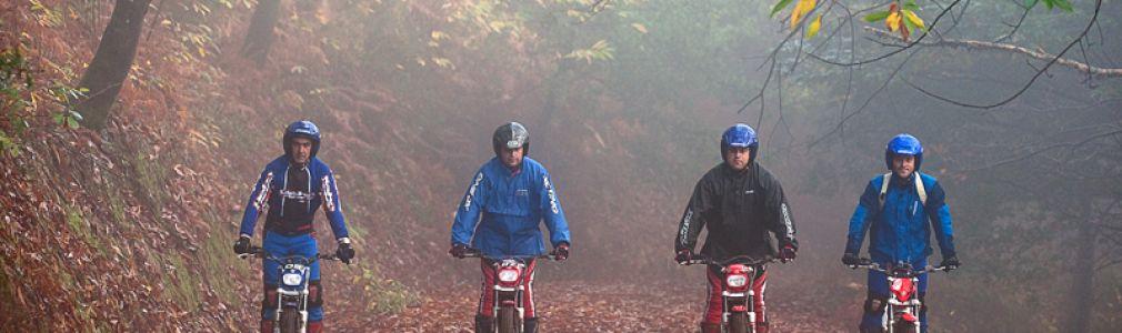 Ruta Alternativa del Camino Francés (ciclistas)