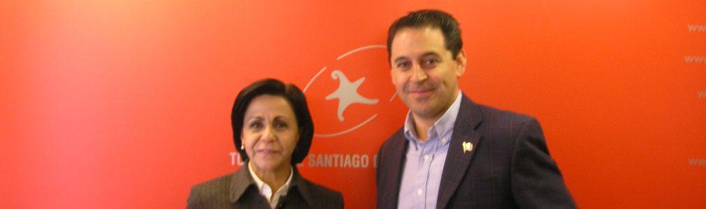 Turismo de Santiago explica su política de promoción turística a representantes del Estado de México