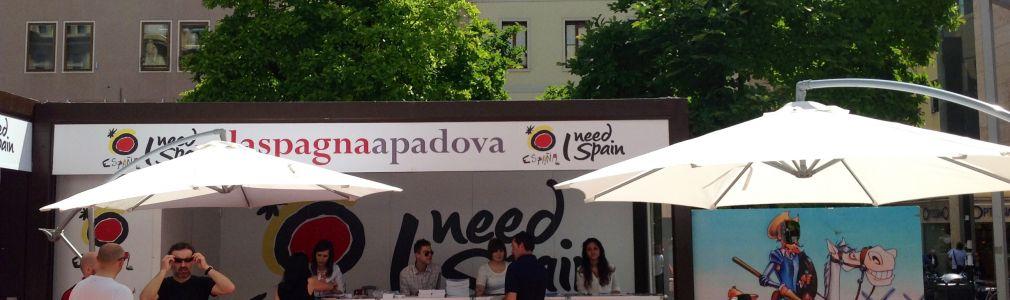 El Grupo Ciudades Patrimonio de la Humanidad de España se promociona en Padua