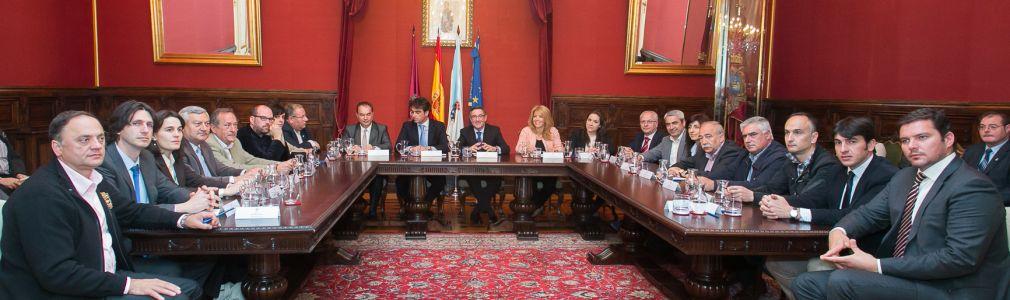 Diecinueve municipios crean Área Santiago para potenciar el turismo