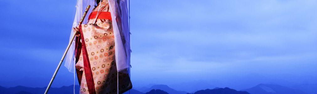 Los Caminos de Santiago y Kumano protagonizan una muestra fotográfica sobre las peregrinaciones