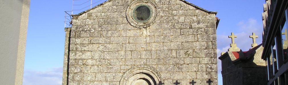 Iglesia de Santa María de Frades
