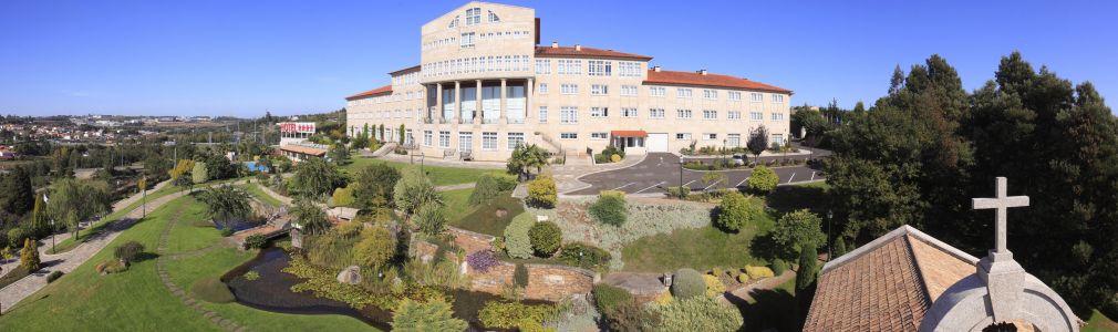 Hotel Los Abetos - Jardín