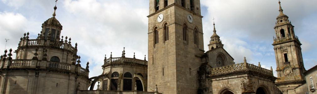 Lugo Cathedral - Primitive Way
