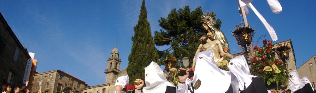 PROCESSION OF 'LA QUINTA ANGUSTIA'