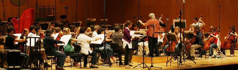Auditorio de Galicia's regular concert season