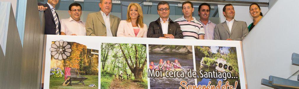 """Área Santiago presenta la imagen de su campaña """"Muy cerca de Santiago... ¡Sorpréndete!"""""""