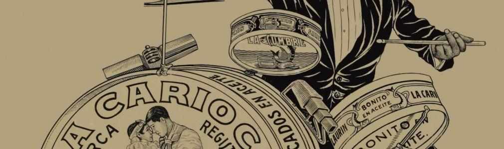 'Debuxantes da pedra, fabricantes da lata'