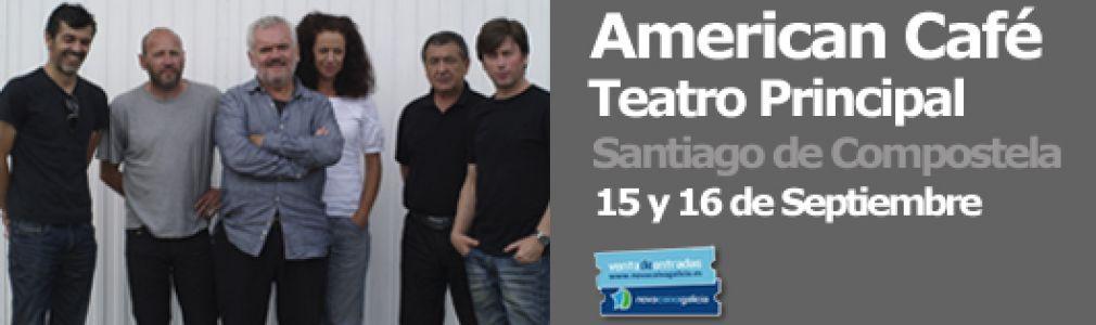 Teatro do Morcego: 'American Café'