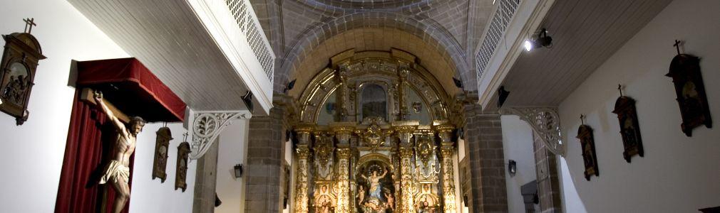 Convento, Igrexa e Colexio das Orfas
