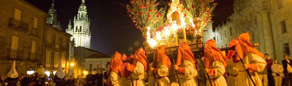 Semana Santa en Santiago