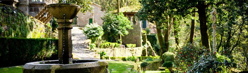Guided visits to Pazo de Faramello