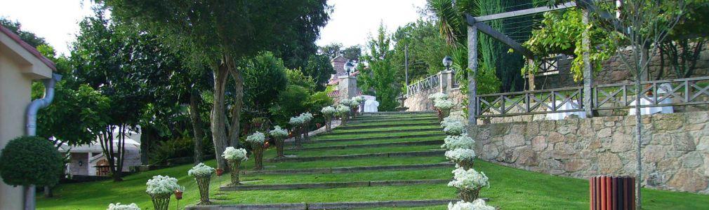 Pazo de Adrán - Jardín
