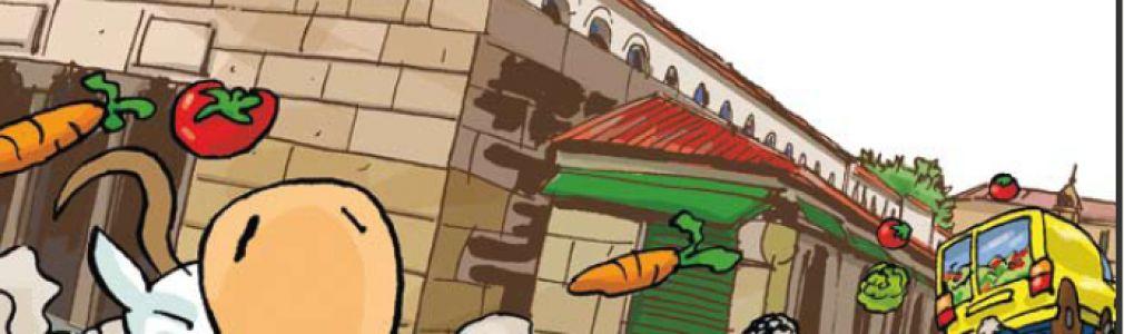El Mercado de Abastos acogerá un punto de información del Fórum Ciudad