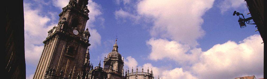 Torre del Reloj y cabecera de la Catedral