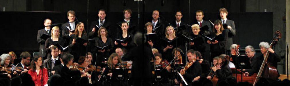 VI Festival de Músicas Contemplativas: Rheinische Kantorei
