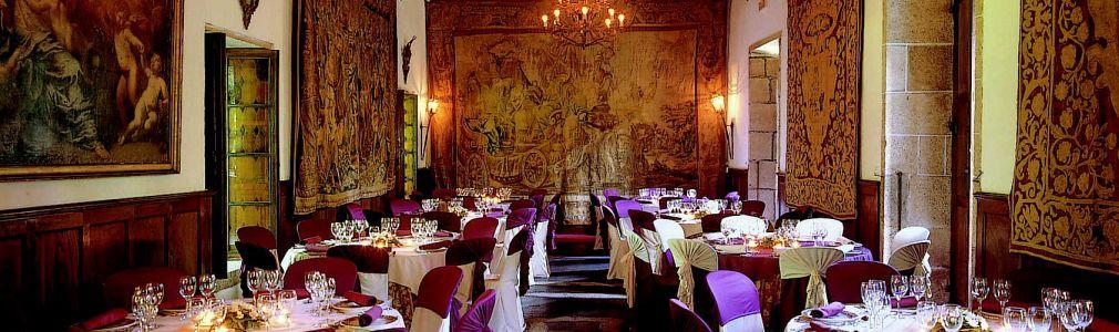 Pazo de San Lourenzo - Salón de tapices