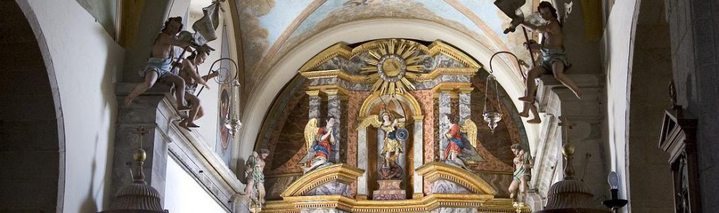 Igrexa de San Miguel dos Agros
