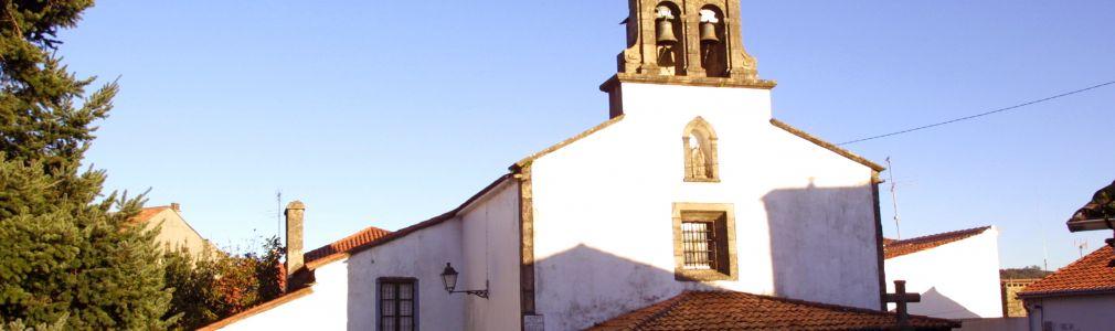 Church of Nosa Señora da Angustia
