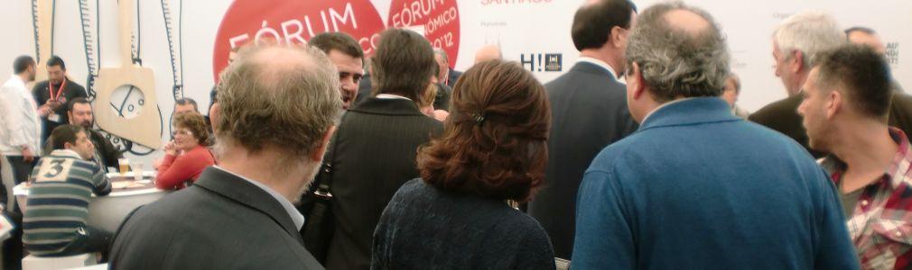 Más de 4.000 persoNas visitaron el stand de Turismo de Santiago en el Forum Gastronómico de Girona