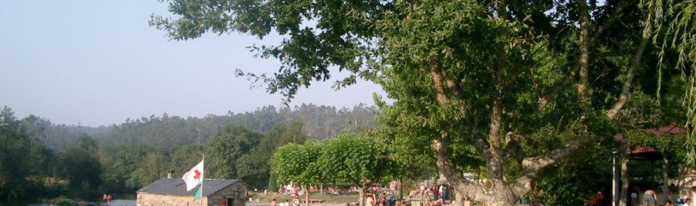 Swimming Area of Tapia