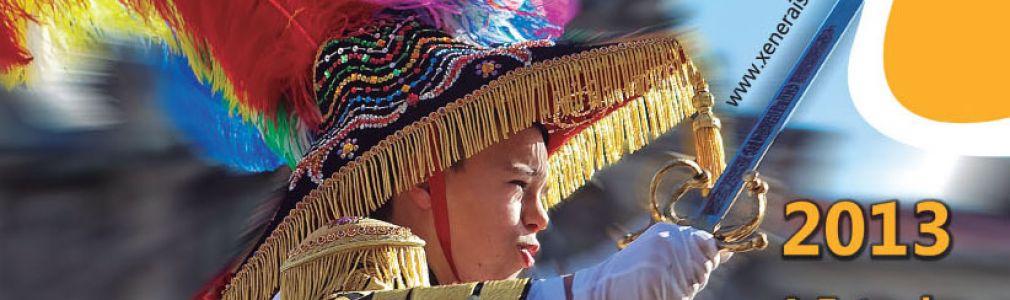 Xenerais da Ulla 2013 – Carnaval Tradicional: Calendario completo