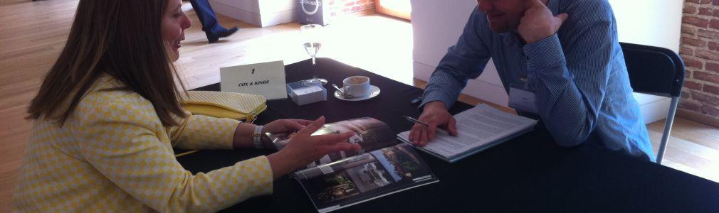 Turismo de Santiago participa en un encuentro con turoperadores británicos