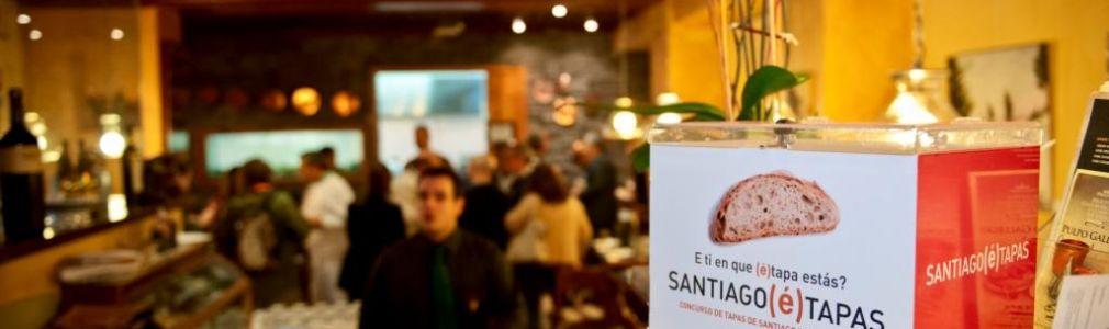 Santiago(é)tapas xa superou a cifra de 20.000 petiscos