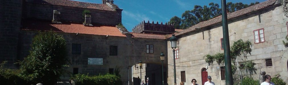 Pazo de Vista Alegre - Exterior