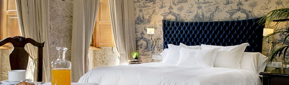 Hotel A Quinta da Auga  - Room