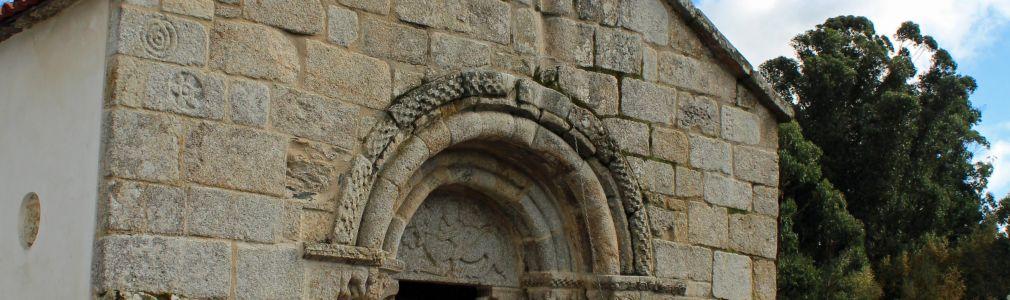 Church of San Mariño de Moldes