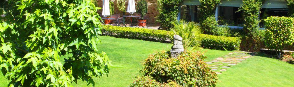Hotel Virxe da Cerca - Garden