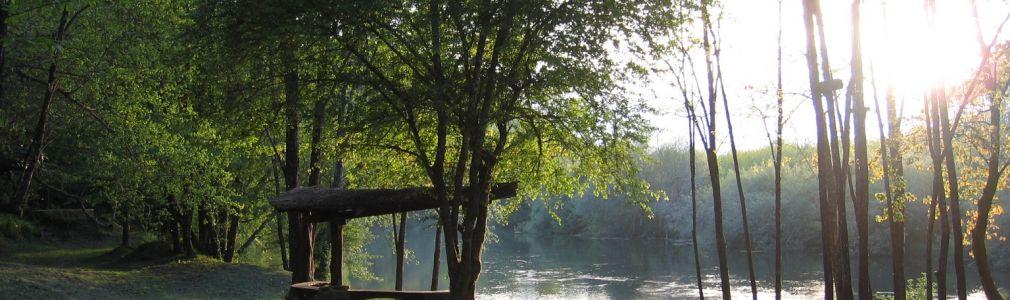 A Ribeira de Berres free angling area