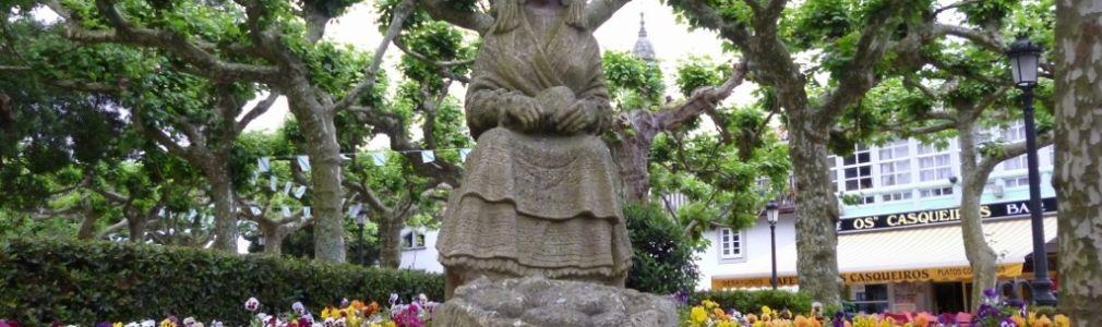 Estatua da Queixeira