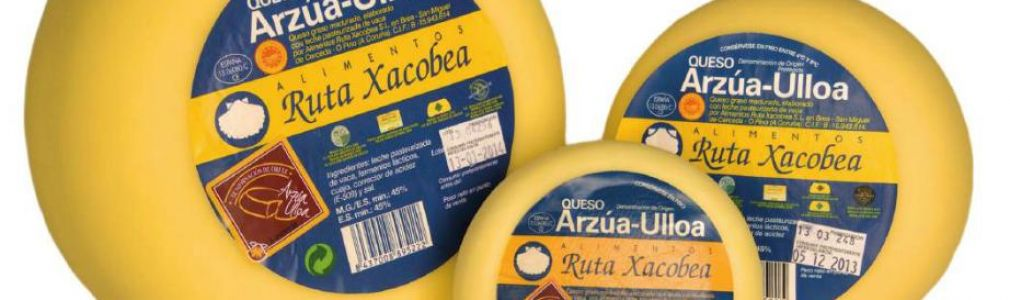 Ruta Xacobea Cheese Factory