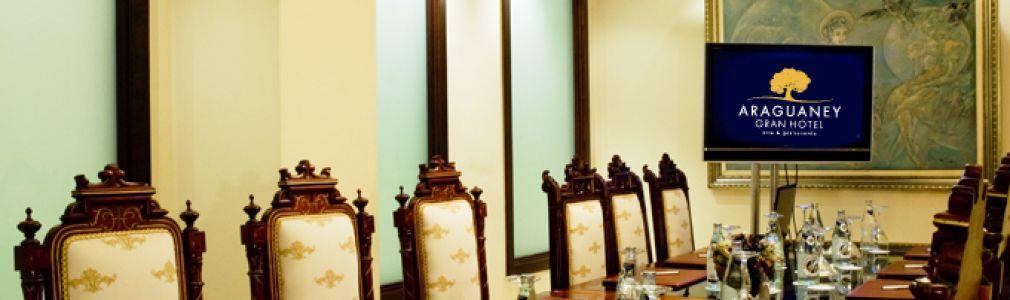 Hotel Araguaney - Salón Castelao