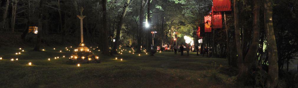 Fiesta de San Juan en el Areal de Berres