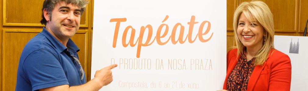 Los restaurantes ganadores de Tapéate Compostela promocionarán la gastronomía de Santiago en Japón y Brasil