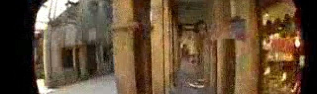 Compostela en imágenes: Los Arcos