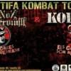 'Antifa Combat Tour': Non Servium + Kop