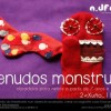 Taller familiar 'Menudos monstruos'